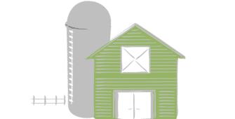 Cómo calcular el volumen mínimo de un silo