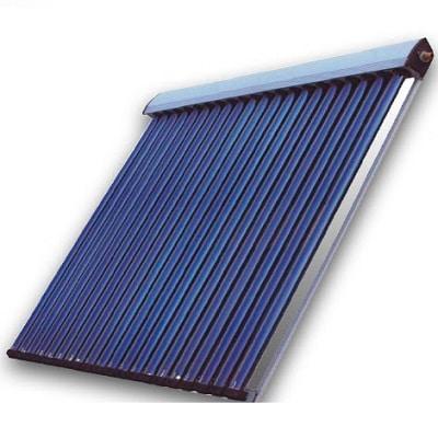 Captador solar de tubo vacío Greenheiss U-PIPE