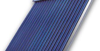 Captador solar U-PIPE