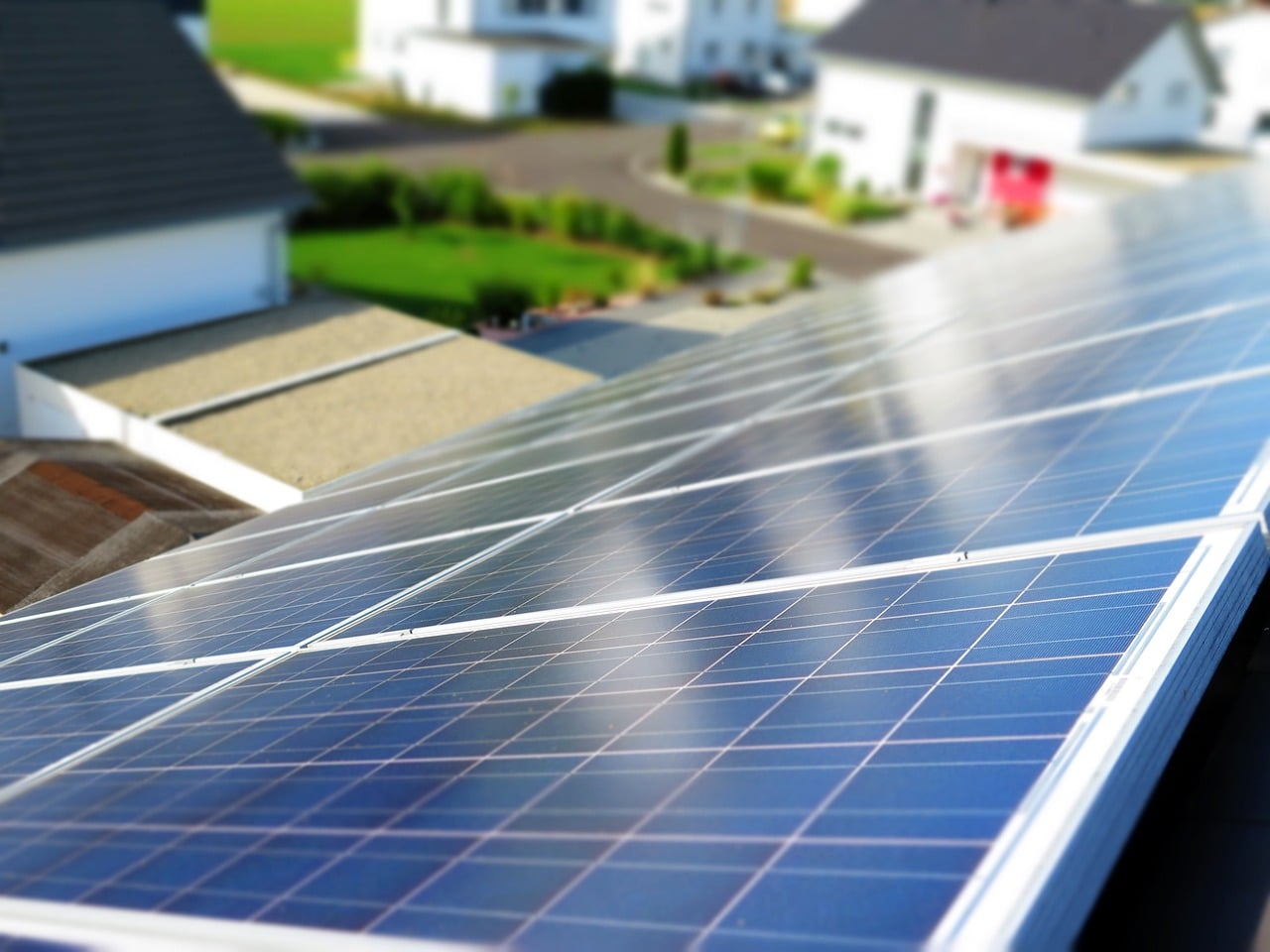 batería de litio energía solar