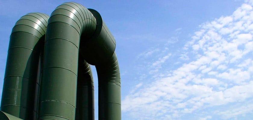 La biomasa, la energía más utilizada en redes de calor y frío