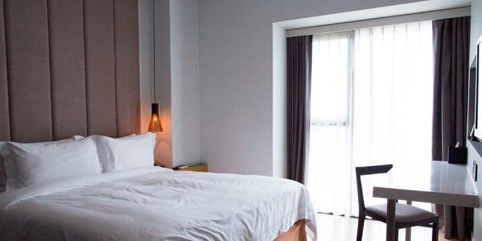 eficiencia hoteles