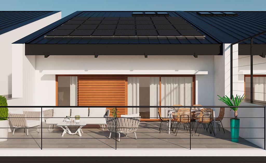 panel solar homologado