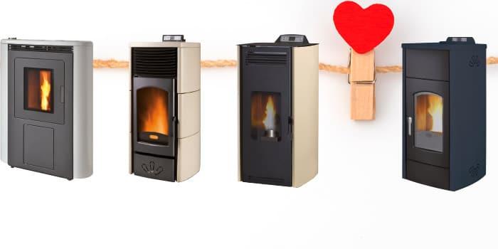 Estufas de biomasa de diseño