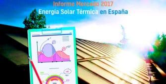 Informe de Energía Solar Térmica en España; se consolida el cambio de tendencia