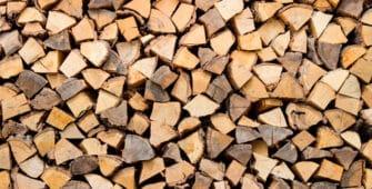 Tipos de Biomasa y cómo saber si es de calidad: La leña