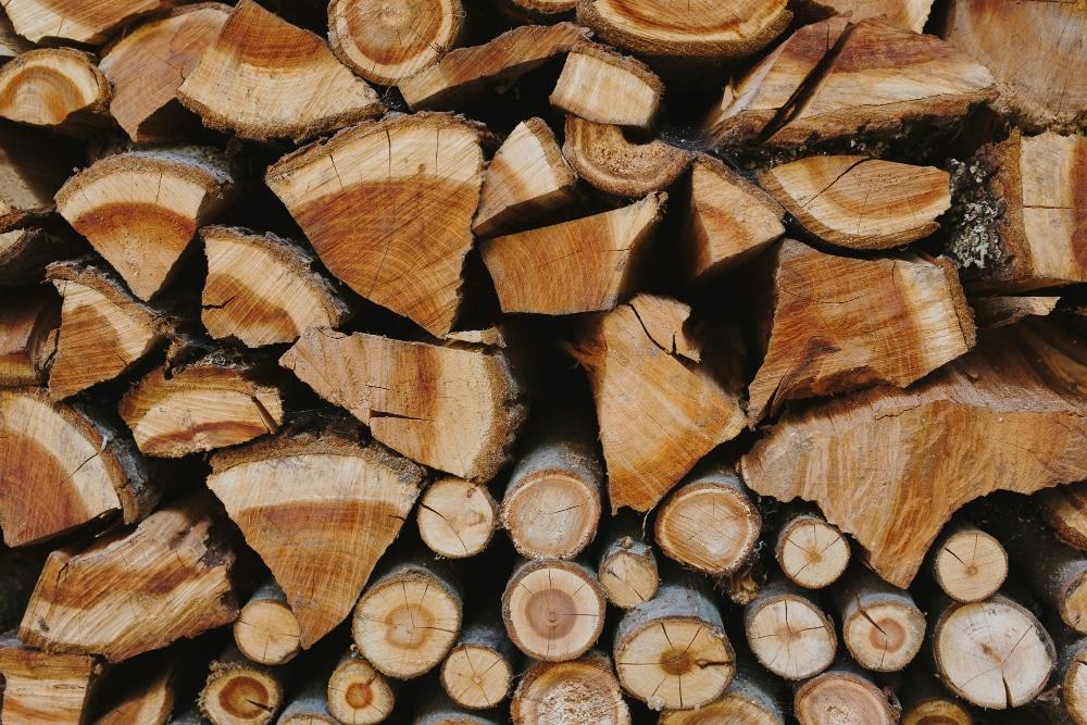 madera biomasa