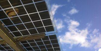 producción de energía solar en España