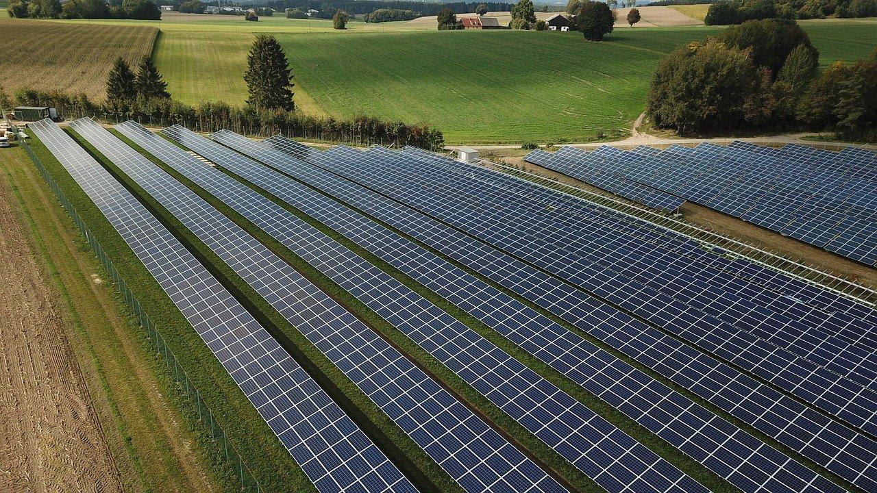 producción de la energía solar en España
