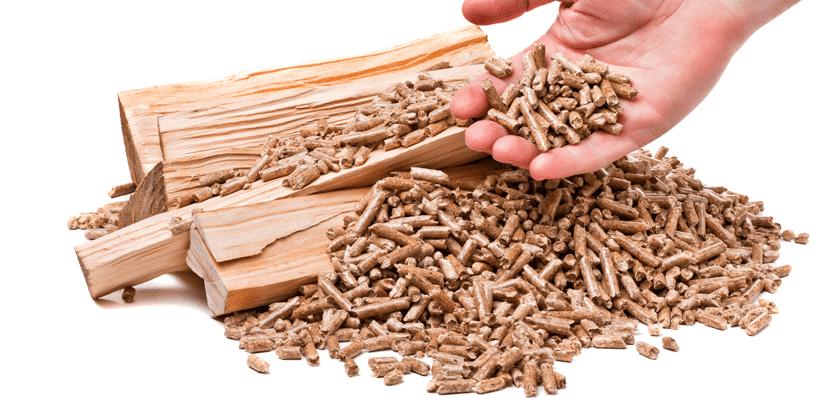 Tipos de combustible para biomasa